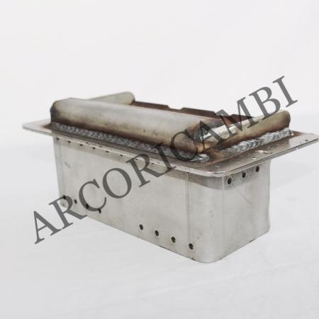 Braciere UNGARO acciaio