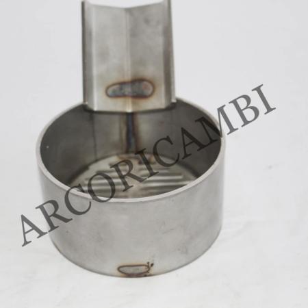 Braciere acciaio eurof