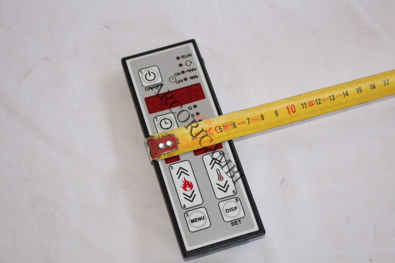 Disp021 display tiemme verticale arcoricambi for Stufe a pellet dz