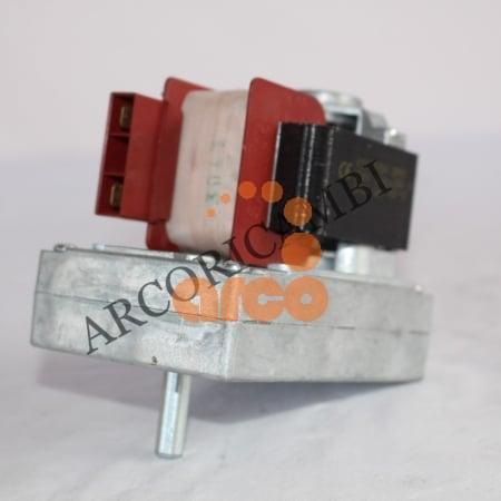 Motoriduttore 5 rpm con perno