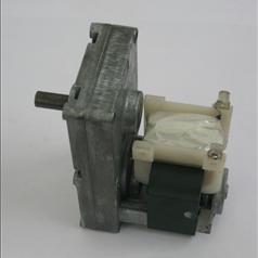 Motoriduttore 2 rpm con perno
